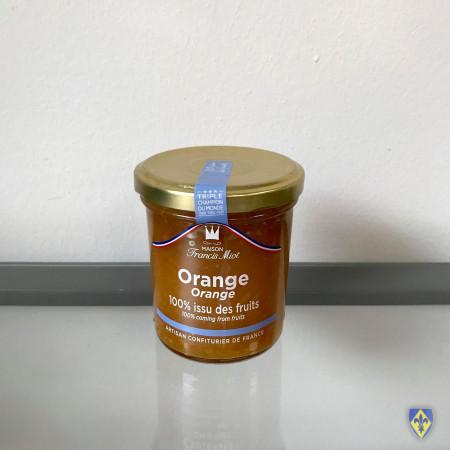 Confiture Orange 100% issu...