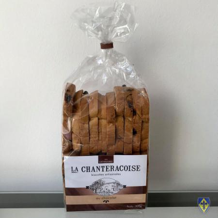 Biscottes au Chocolat