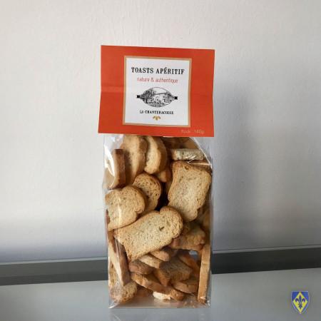 Mini Toasts Natures