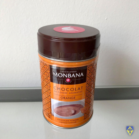 Boîte Chocolat Orange