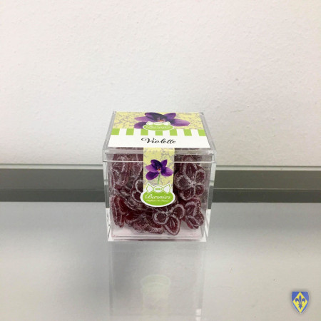 Cube Bonbons Violette
