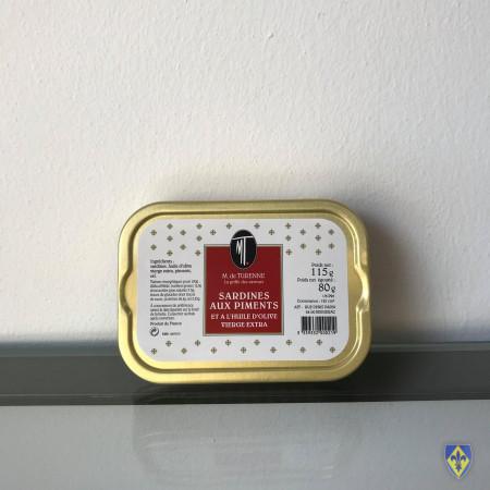 Sardines aux Piments &...