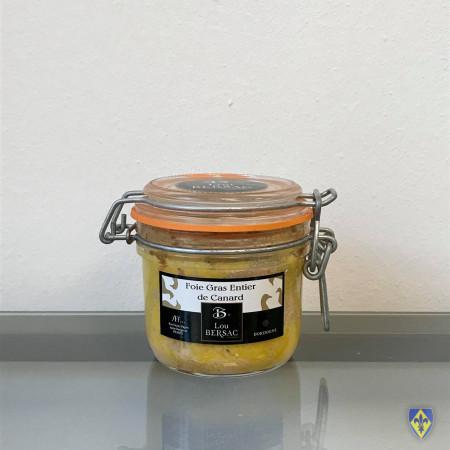 Foie Gras Entier Canard 180g