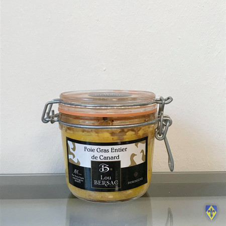 Foie Gras Entier Canard 320g