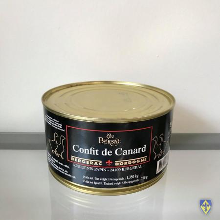 Confit de Canard 1,3kg
