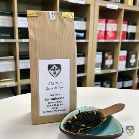 Thé Noir Reine de Saba