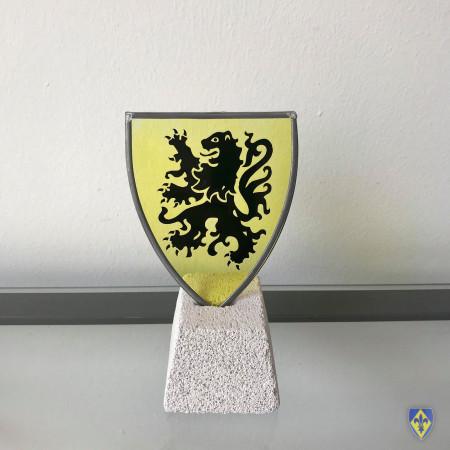 Blason Lion des Flandres